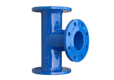 Ductile Iron Flanged Pipe Fitting