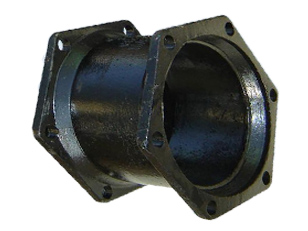 ductile iron AWWA C153 MJ sleeve