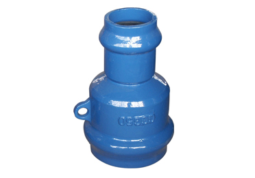 Ductile Iron Reducer for PVC Pipe
