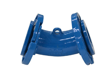 Ductile Iron Loose Flanged Pipe Fittings