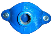 Ductile Iron Saddle Clamp for GSP