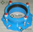 flange adapter for pvc pipe